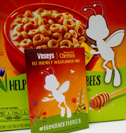 Bye Bye, Buzz the Bee: Why Your Box of Honey Nut Cheerios May Look a Little Different