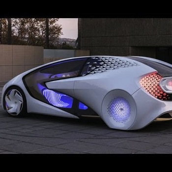 Toyota's Yui: A Self-Driving…
