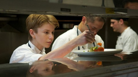 Teen Chef Debuts in Beverly Hills Restaurant