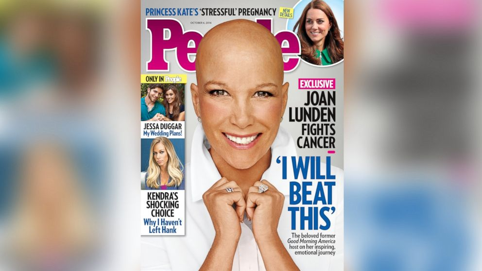 Joan Lunden Goes Bald and Be…