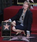 Sissy Spacek Joins the Walk of Fame