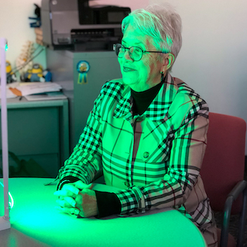 Researchers Look To Green Light Therapy To Reduce Opioid Use and Manage Pain