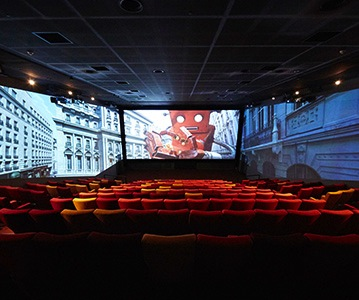 Beyond 3-D: Movie Theaters T…