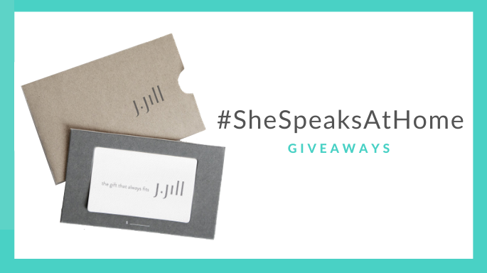 #SheSpeaksAtHome: 3 Chances …