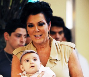 Kris Jenner Puts The Pressure On Kardashian Daughters To Conceive