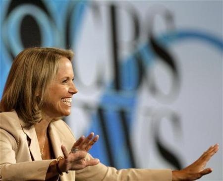 Katie Couric Announces Her Move To Daytime, But Can She Replace Oprah?