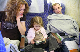 Families That Fly Together May Not Sit Together