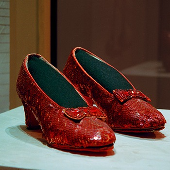 Save the Ruby Slippers! The …