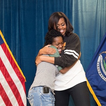 Celebrate College Bound Teens with Michelle Obama & An Insomnia Cookie Giveaway #CollegeSigningDay