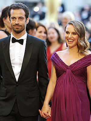 Natalie Portman Is A New Mom