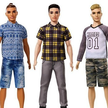 Good News, Barbie! Ken Just Got a Major Man-Makeover