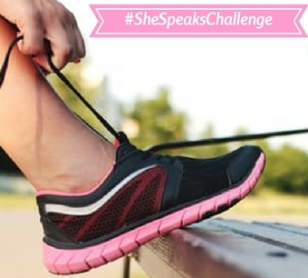 #SheSpeaksChallenge Update: You can still win 1 of 5 Amazon Echo Dots!