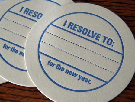 New Year's 2015 Resolutions: What Our Members Have to Say