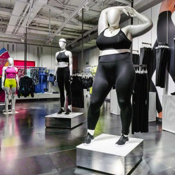 Nike's New Mannequins Send M…