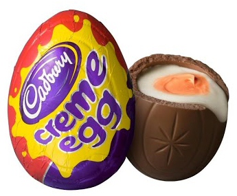 The Cadbury Creme Egg Conundrum