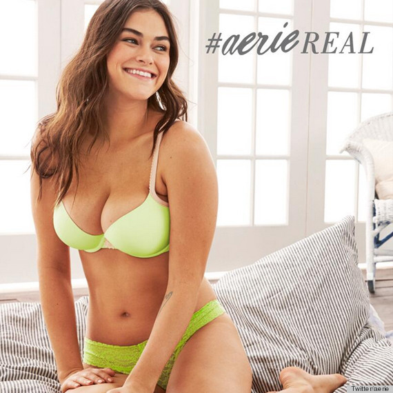 Introducing Bra Shopping Without All the Airbrushing