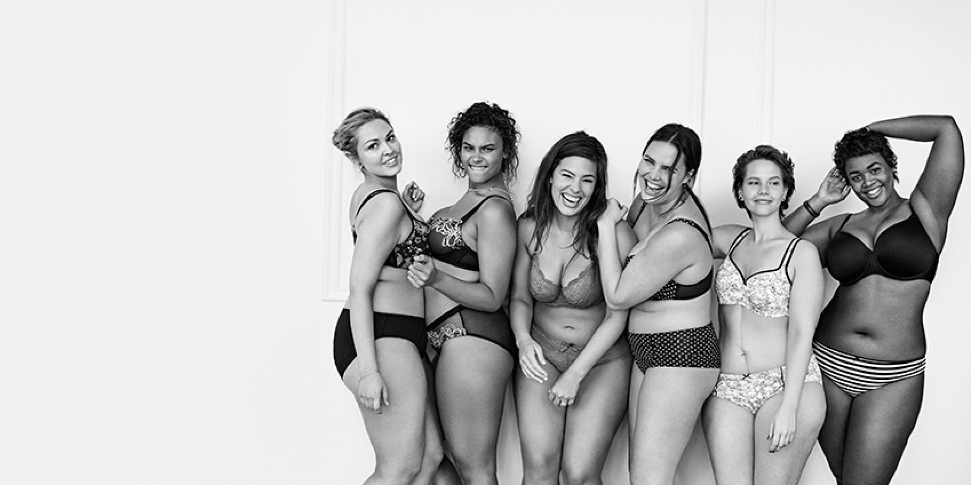 Plus-Sized Models Proud to Say 'I'm No Angel'