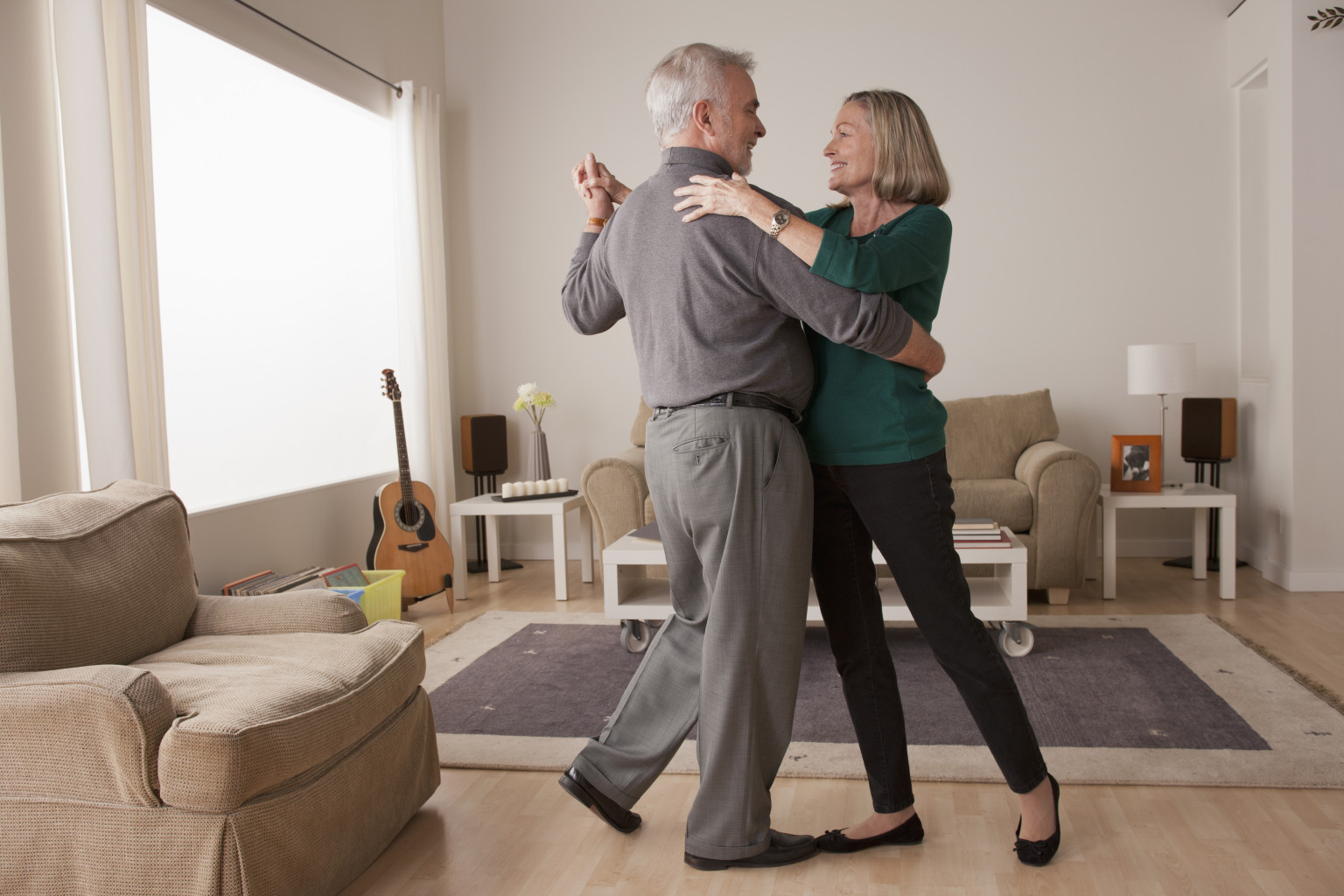 Good News For the 'Young At Heart': They May Live Longer