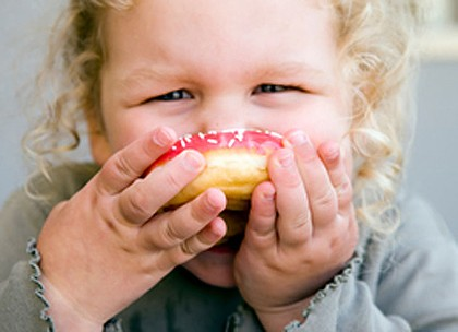 Parents Say They're To Blame For Childhood Obesity