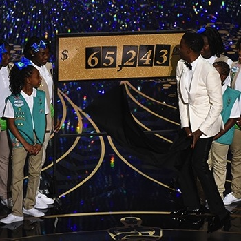 Will Chris Rock's Girl Scouts Bit From The Oscars Help Sell More Thin Mints?