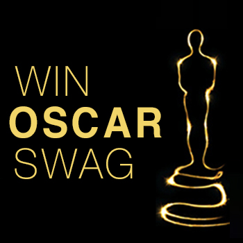 What's in the Oscar Gift Bag Worth 250K? Find Out & You Could Win an Oscar Swag Item!