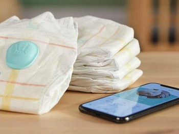The New Smart Diaper Already on Many Parent's Fall Wishlist