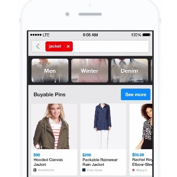 Wish Lists Become Reality As Pinterest Introduces Buyable Pins