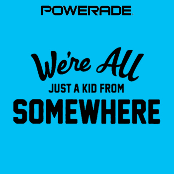 Join us for the @POWERADE #JustAKidFrom Twitter Party w/ @SheSpeaksUp 3/10 at 9pm ET