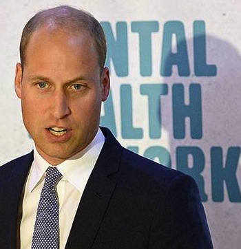 Prince William Gets Personal…