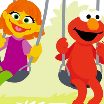 Sesame Street Introduces Julia, Elmo's New Friend With Autism