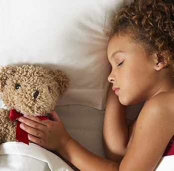 Early Bedtime Equals Lower Obesity Rate For Kids