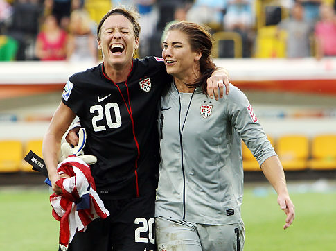 Epic World Cup Win For Women's Soccer Team USA