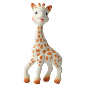 Does Your Child Play With Sophie the Giraffe? The Toy May Have a Dirty Secret