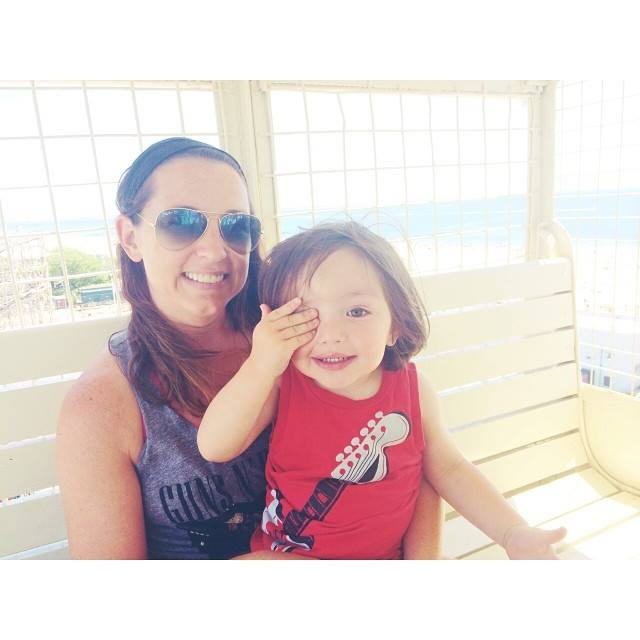 Spotlight on SheSpeaks Blogger - Stephanie Barnhart of Football and Motherhood