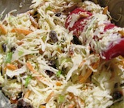 Summertime Cole Slaw