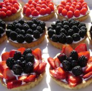 Recipe: Fresh Fruit Tarts