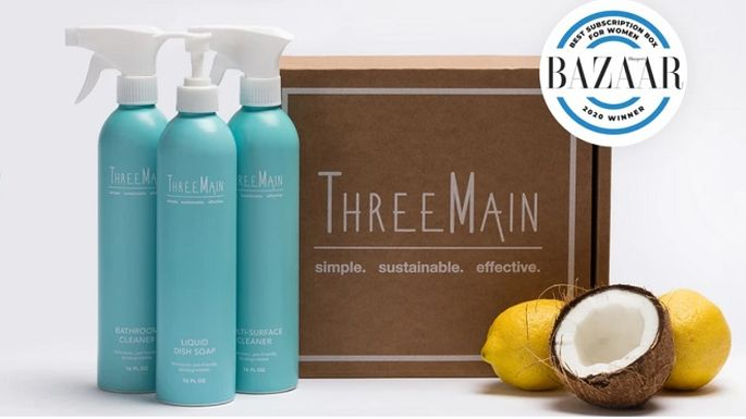 Enter the ThreeMain Giveaway…