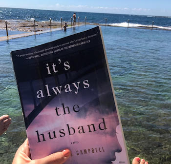 Enter Our #AlwaysTheHusband Summer  Reading Giveaway!