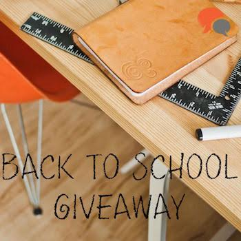 Enter the #SheSpeaksTV Back-To-School Giveaway!