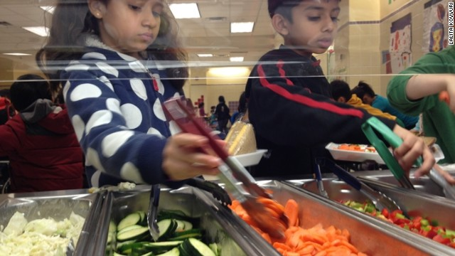 One School Says No To Meat On the Menu