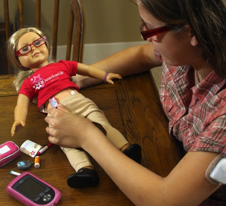 Mattel Just Made Lots of Little Girls With Type 1 Diabetes Happy