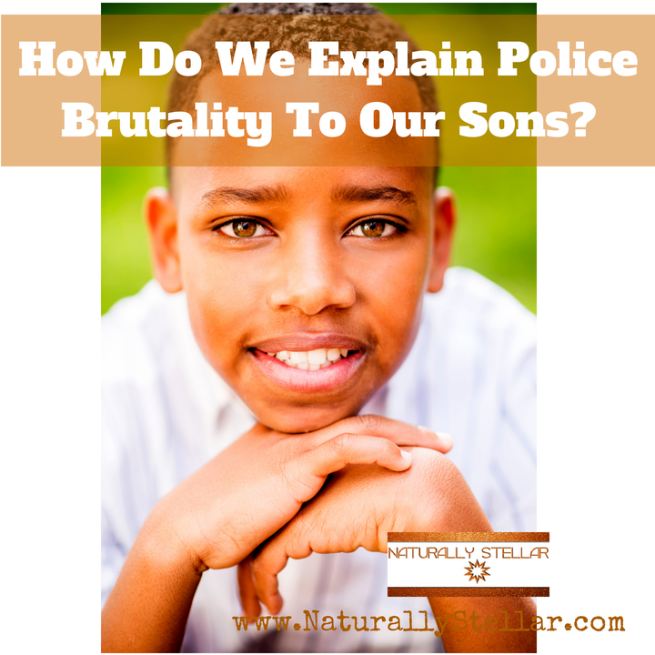 Explaining Police Violence & Racism to Kids: What Do We Say?