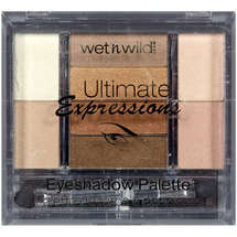 Wet N Wild  Ultimate Expressions Eyeshadow Palette Sand Castle