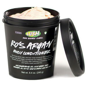 Lush Ro's Argan Body Con…