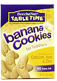 Beech Nut Table Time Banana Cookies