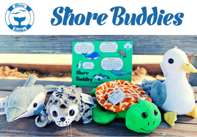 Shore Buddies Plush