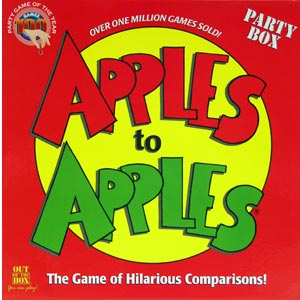 Mattel Apples to Apples Game