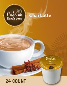 Cafe Escapes Chai Latte Recipe