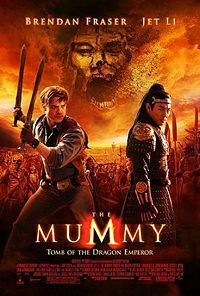 The Mummy: Tomb of the D…