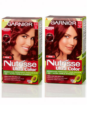 Garnier Nutrisse Ultra Color Shespeaks